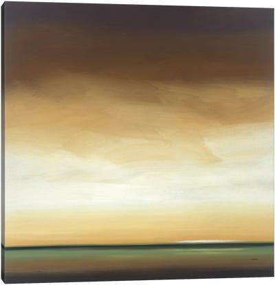 Distant Glow IV  Canvas Art Print