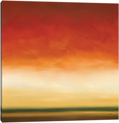 Distant Light II Canvas Art Print