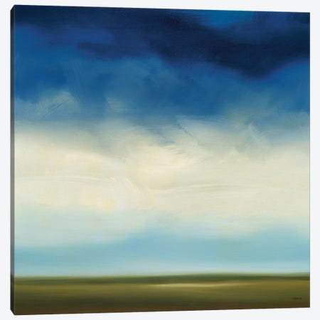 Distant Light III 3-Piece Canvas #CRN26} by Robert Charon Canvas Wall Art