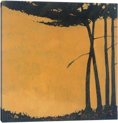 Forestscape I Canvas Art Print
