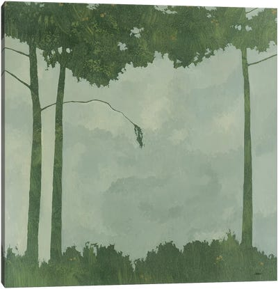 Grove I Canvas Art Print
