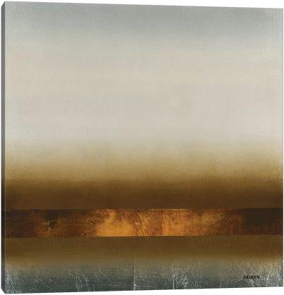 Metallic IV Canvas Art Print
