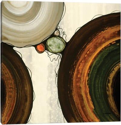 Orbs II Canvas Art Print