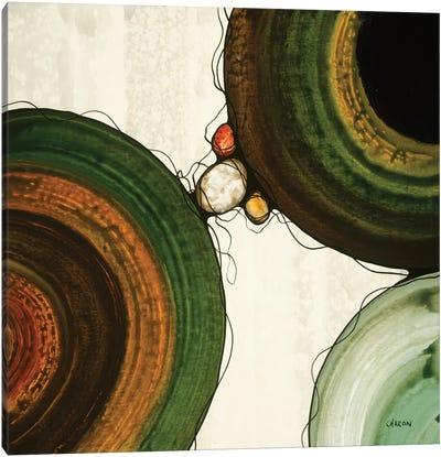 Orbs III Canvas Art Print