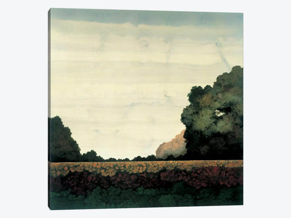 Tree Line I by Robert Charon 1-piece Canvas Print
