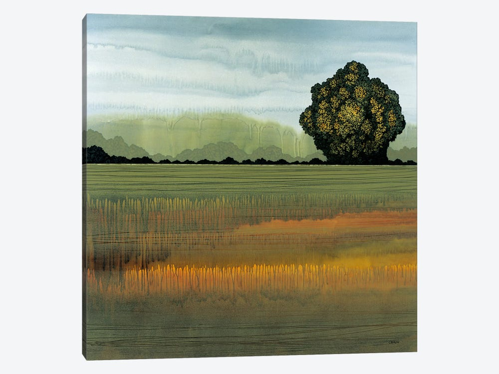 Along The Way II by Robert Charon 1-piece Canvas Art