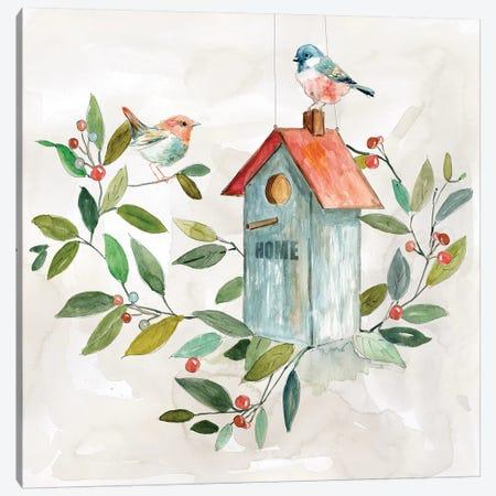 Garden Glimpse III Canvas Print #CRO1010} by Carol Robinson Canvas Art Print