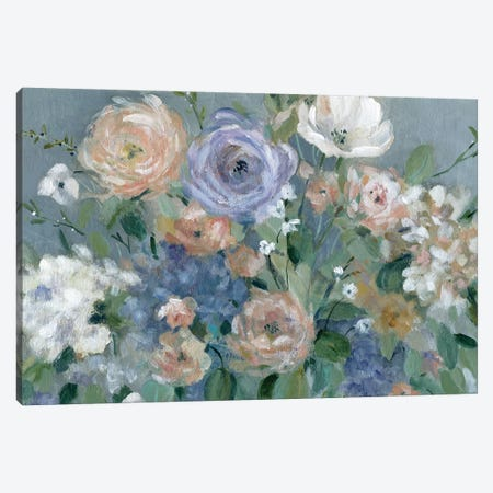 Garden Harmony Canvas Print #CRO1011} by Carol Robinson Canvas Art Print