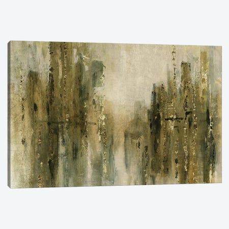 Gold City Shine Canvas Print #CRO1013} by Carol Robinson Canvas Print
