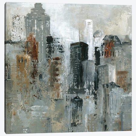 Lights of the City I Canvas Print #CRO1030} by Carol Robinson Art Print