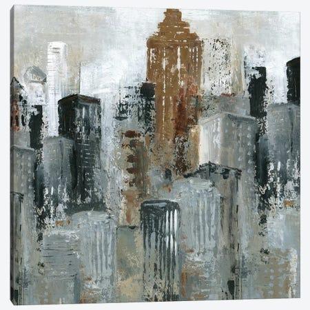 Lights of the City II Canvas Print #CRO1031} by Carol Robinson Canvas Print