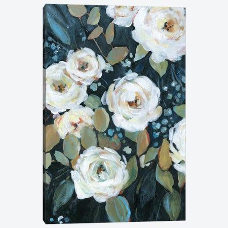 Moonlit Garden II 3-Piece Canvas #CRO1033} by Carol Robinson Canvas Art Print