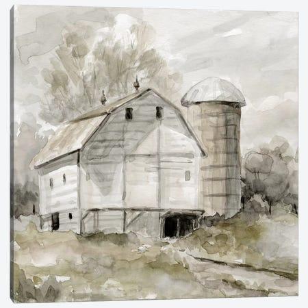 Neutral Silo Canvas Print #CRO1035} by Carol Robinson Canvas Wall Art
