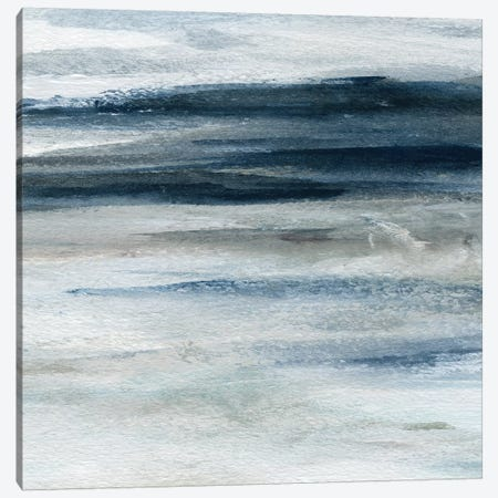 Ocean Currents III Canvas Print #CRO1040} by Carol Robinson Canvas Artwork
