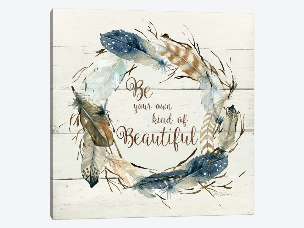 Own Kind of Beautiful by Carol Robinson 1-piece Canvas Artwork