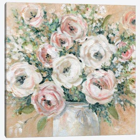 Pretty in Pink Canvas Print #CRO1043} by Carol Robinson Canvas Art