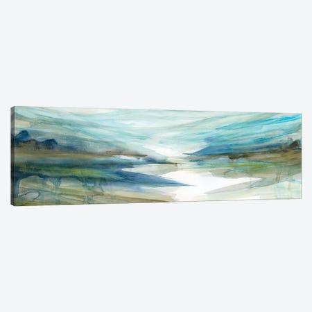 Spring Reflection II Canvas Print #CRO1053} by Carol Robinson Canvas Art Print