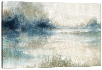 Still Evening Waters II Canvas Art Print