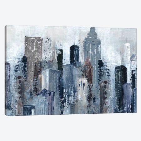 City Mood Canvas Print #CRO1079} by Carol Robinson Canvas Art Print