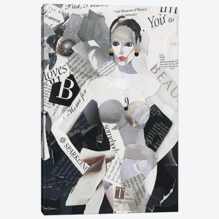 Fashion Mosaic I Canvas Print #CRO1084} by Carol Robinson Canvas Art Print
