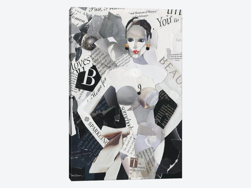 Fashion Mosaic I by Carol Robinson 1-piece Canvas Print