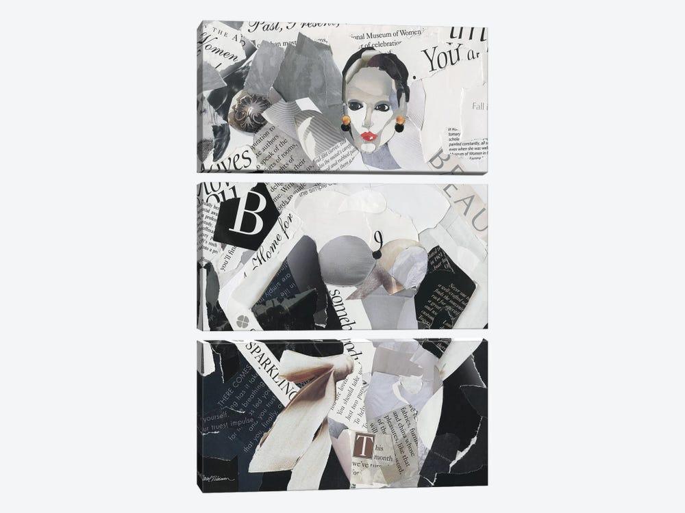 Fashion Mosaic I by Carol Robinson 3-piece Art Print