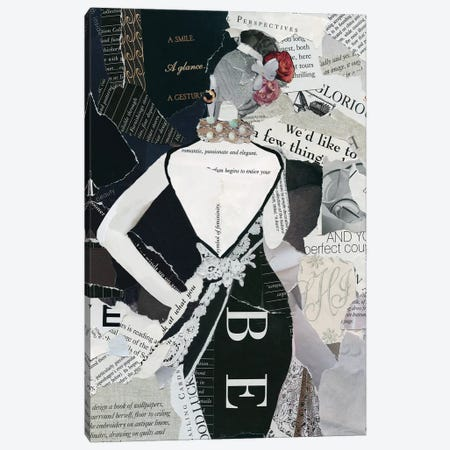 Fashion Mosaic II Canvas Print #CRO1085} by Carol Robinson Canvas Print
