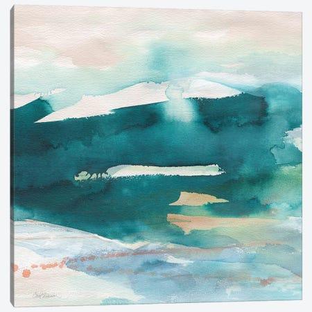 Ocean Lights Canvas Print #CRO1089} by Carol Robinson Canvas Artwork
