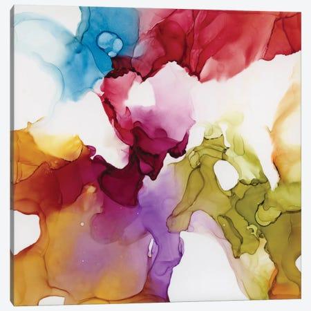 Spectrum Colors I Canvas Print #CRO1092} by Carol Robinson Art Print