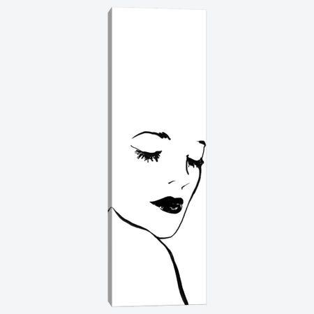 Fashion Sketch I Canvas Print #CRO1109} by Carol Robinson Art Print