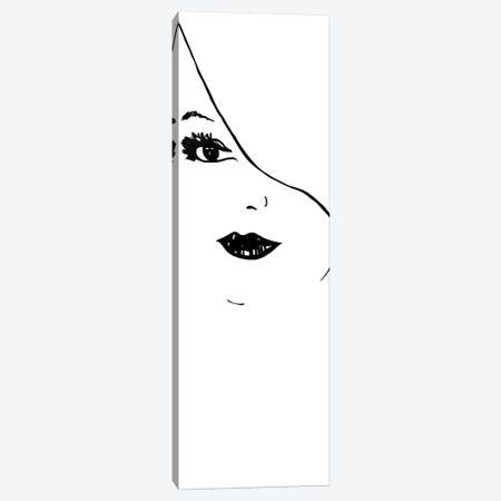 Fashion Sketch II Canvas Print #CRO1110} by Carol Robinson Canvas Wall Art