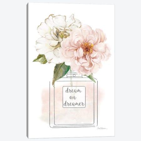 Floral Fragrance I Canvas Print #CRO1111} by Carol Robinson Canvas Art