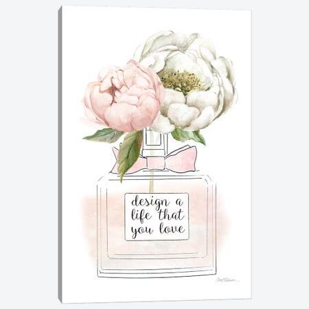 Floral Fragrance II Canvas Print #CRO1112} by Carol Robinson Canvas Art