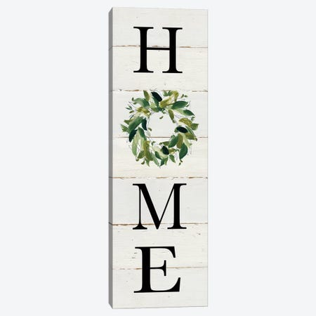 Home Canvas Print #CRO1116} by Carol Robinson Canvas Print