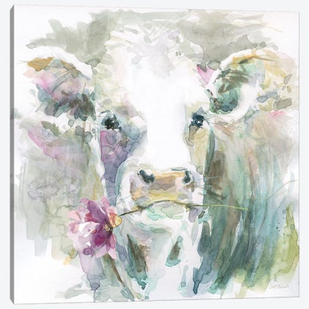 Princess Gracie Canvas Print #CRO1128} by Carol Robinson Canvas Art Print