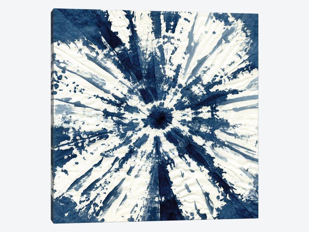 Shibori Circle by Carol Robinson 1-piece Art Print
