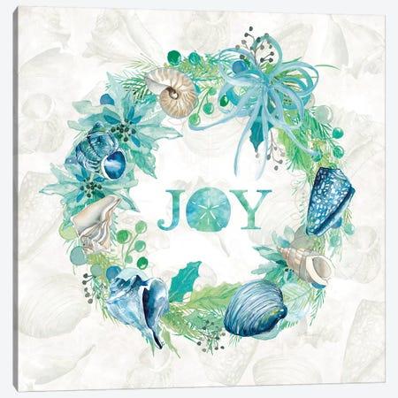 Seashell Joy Canvas Print #CRO1134} by Carol Robinson Canvas Print