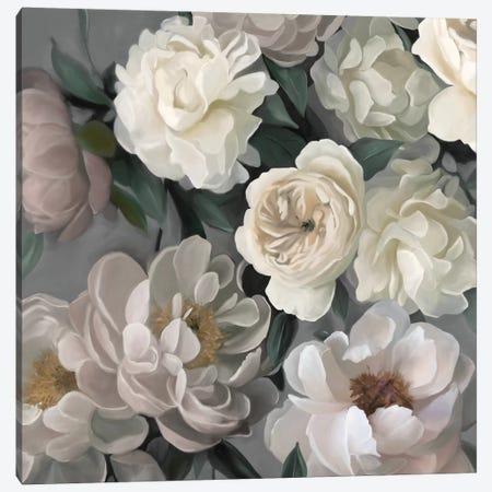 Garden Glory Canvas Print #CRO1146} by Carol Robinson Canvas Wall Art