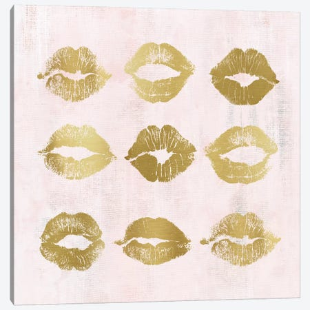 Hot Lips II Canvas Print #CRO1148} by Carol Robinson Canvas Art Print