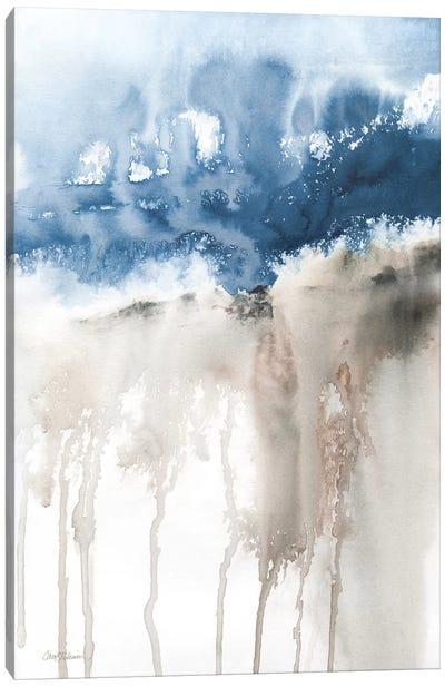 Windy Cliff I Canvas Art Print