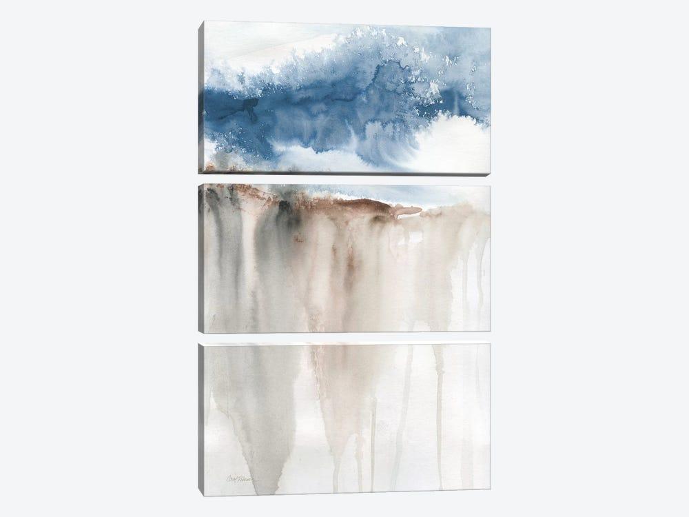 Windy Cliff II by Carol Robinson 3-piece Canvas Print