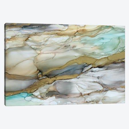 Marbled Glass II Canvas Print #CRO1154} by Carol Robinson Canvas Art Print