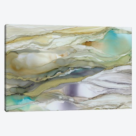 Marbled Glass III Canvas Print #CRO1155} by Carol Robinson Canvas Print