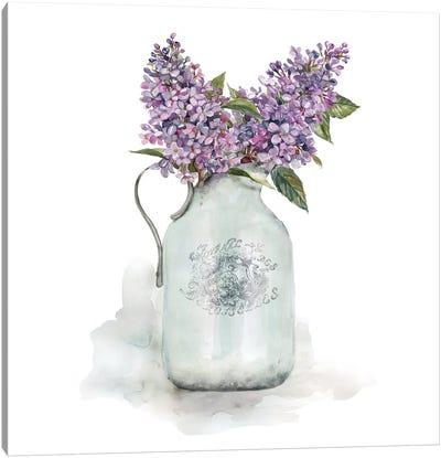 French Lilacs Canvas Art Print