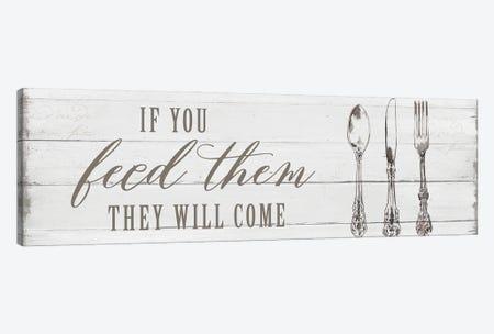 If You Feed Them Canvas Print #CRO1191} by Carol Robinson Canvas Wall Art