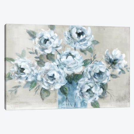 Tender Roses Canvas Print #CRO1207} by Carol Robinson Canvas Art Print
