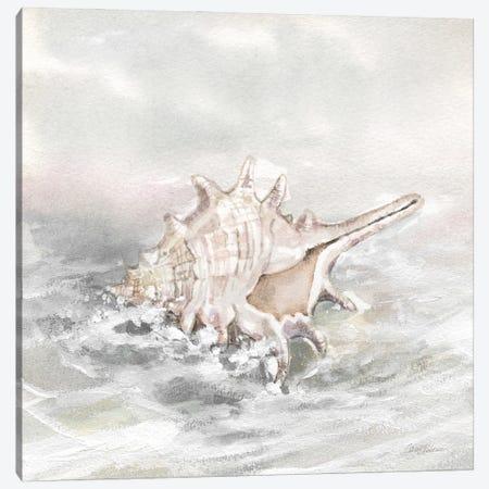 Washed Ashore I Canvas Print #CRO1209} by Carol Robinson Canvas Wall Art