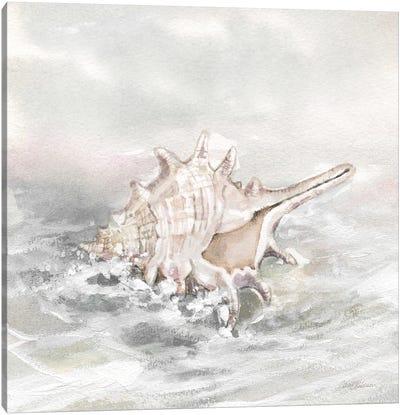 Washed Ashore I Canvas Art Print