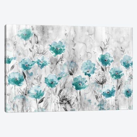 Poppy Garden Canvas Print #CRO1225} by Carol Robinson Canvas Art Print