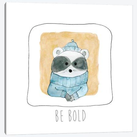 Be Bold Canvas Print #CRO122} by Carol Robinson Canvas Art